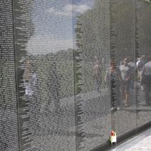 Zdj. nr 96;Mauzoleum żołnierzy walczących w Wietnamie - USA
