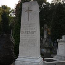 Zdj. nr 30;Grób Franciszka Zaręby