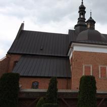 Zdj. nr 3;Kościół w Zwoleniu