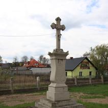 Zdj. nr 4;Krzyż w Zwoleniu
