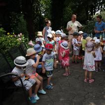 Zdj. nr 4Wycieczka przedszkolaków z Puław w dniu 29.06.2017r