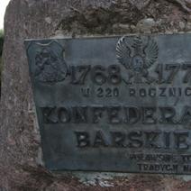 Zdj. nr 29;Pomnik Konfederacji Barskiej - Puławy