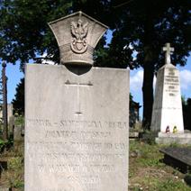 Zdj. nr 34;Pomnik poległych w Powstaniu Listopadowym 1831 - Włostowice - Puławy