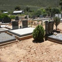 Zdj. nr 31;Cmentarz w RPA