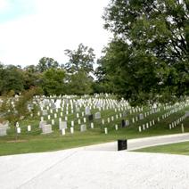 Zdj. nr 4;Cmentarz wojskowy w Arlington - USA