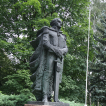 Zdj. nr 46;Kazimierz Pułaski - Winiary