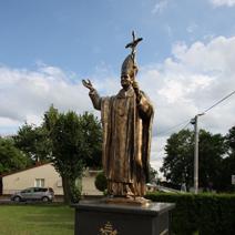 Zdj. nr 48;Jan Paweł II - Głowaczów