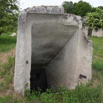 Zdj. nr 21;Stary, opuszczony dom w Stoku