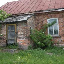 Zdj. nr 23;Stary, opuszczony dom w Stoku