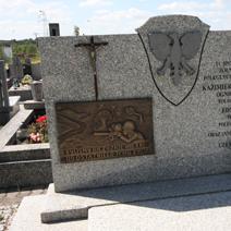 Zdj. nr 51;Pomnik poległych żołnierzy - Maciejowice