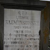 Zdj. nr 26;Ludwik Klemensowski - Klementowice