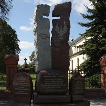 Zdj. nr 52;Pomnik poległych żołnierzy w walkach- Maciejowice