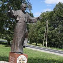 Zdj. nr 54;Jan Paweł II - Maciejowice