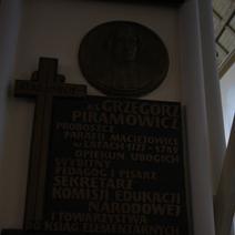 Zdj. nr 55;Ks. Grzegorz Piramowicz - Maciejowice