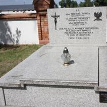 Zdj. nr 56;Pomnik poległych żołnierzy WP - Maciejowice