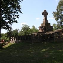 Zdj. nr 57;Grobowiec Zamoyskich - Maciejowice