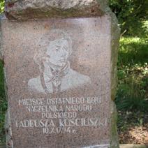 Zdj. nr 61;Tadeusz Kościuszko - Maciejowice