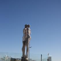 Zdj. nr 7;Współczesna rzeźba - Batumi