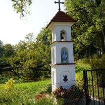 Zdj. nr 19;Kapliczka w Czesławicach