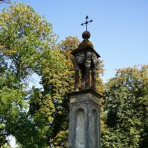 Zdj. nr 20;Kapliczka w Markuszowie