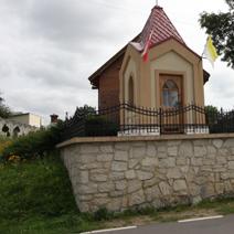 Zdj. nr 21;Kapliczka przydrożna w Potoczku