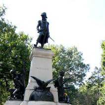 Zdj. nr 94;Pomnik Tadeusza Kościuszki w Waszyngtonie
