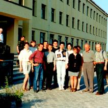 Zdj. nr 7;Polska szkoła w Grodnie  w 1999 roku.