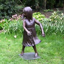 Zdj. nr 240;W Borde Hill Garden w Anglii.