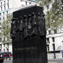 Zdj. nr 255;Pomnik Kobiet II Wojny Światowej w Londynie.