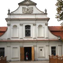 Zdj. nr 11;Kościół Św. Floriana w Zwierzyńcu.