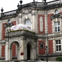 Zdj. nr 2;Pałac- restauracja.