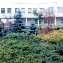 Zdj. nr 9;Polska Szkoła im. J.Pawła II w Wilnie - październik 2003 rok.
