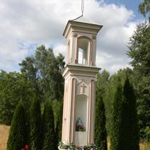 Zdj. nr 145;Kapliczka w Witowicach