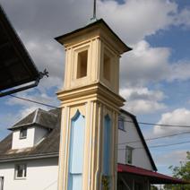Zdj. nr 45;Kapliczka w Chrząchowie