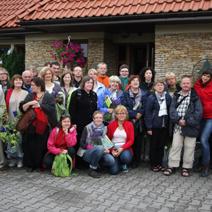 Uczestnicy Ogólnopolskiego Seminarium - Szkolenia Zieleń Architektura Krajobraz