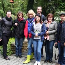 Wycieczka studentów SGGW w Warszawie
