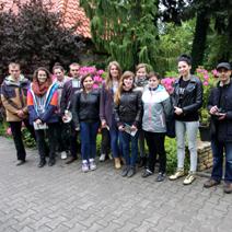 Studenci SGGW z Warszawy