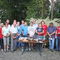 Wycieczka szkółkarzy niemieckich