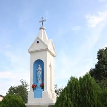 Zdj. nr 44;Kapliczka w Chrząchowie