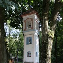 Zdj. nr 48;Kapliczka w Chrząchówku