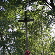 Zdj. nr 46;Krzyż w Chrząchówku