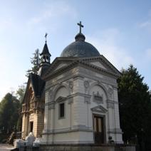 Zdj. nr 24;Kaplica Baczewskich