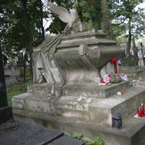 Zdj. nr 31;Cmentarzyk Żelaznej Kompanii