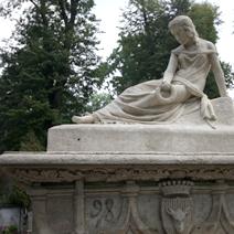 Zdj. nr 10;Grobowiec Honoraty Bożęckiej
