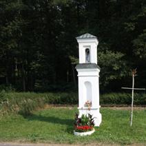 Zdj. nr 118;Kapliczka w Kęble