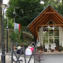 Zdj. nr 117;Kaplica w Kęble