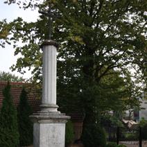 Zdj. nr 170;Krzyż w Frampolu