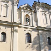 Zdj. nr 3;Kościół parafialny p.w. Znalezienia Św. Krzyża i Św. Andrzeja