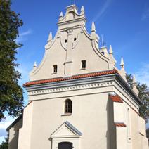 Zdj. nr 5;Kościółek Św. Anny - przyszpitalny