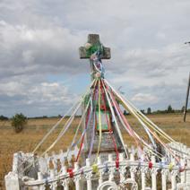 Zdj. nr 79;Krzyż w Ławeczku Nowym
